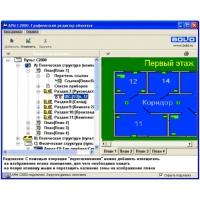 Графические приложения для АРМ «С2000»